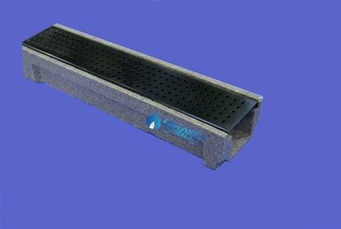 polimer kanal paslanmaz ızgara